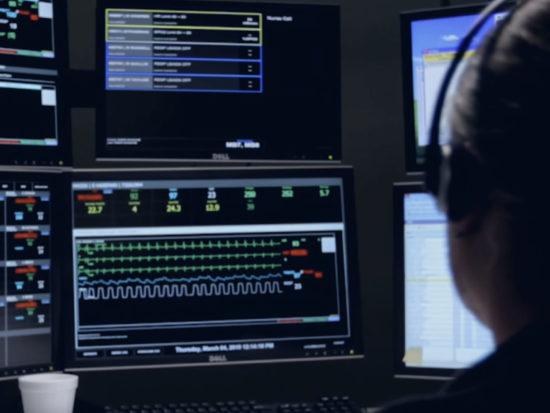 Remote ICU Surveillance