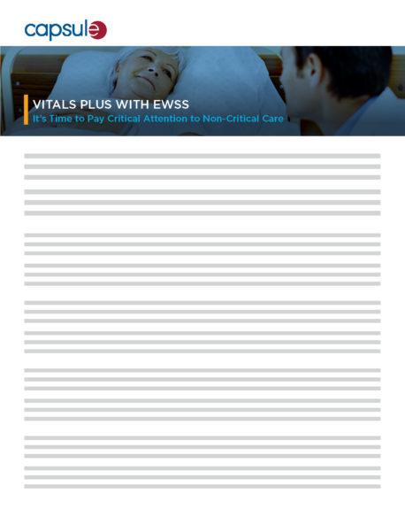 Vitals Plus EWSS